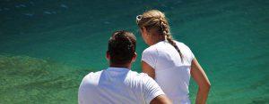 9 Frasi sull'Amore ed il Mare