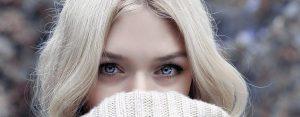 10 Frasi sugli Occhi Azzurri