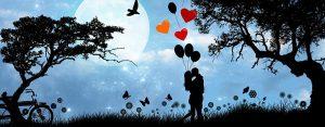 20 Frasi sul Primo Bacio
