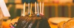 Auguri di buon compleanno per bambini
