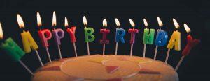 Auguri di buon compleanno per una figlia