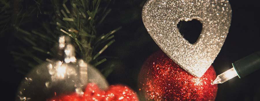Auguri di Natale amore