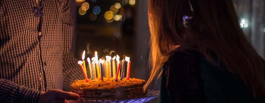 Auguri di buon compleanno amore