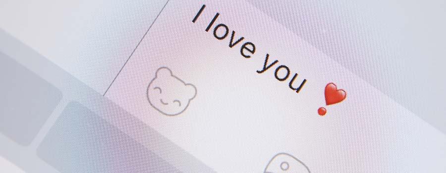 Frasi per dire ti amo